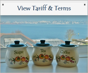 View Tariff and Terms