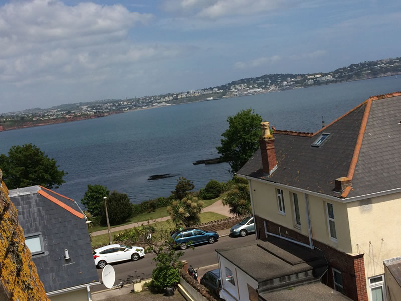 Paignton, in the heart of The English Riviera